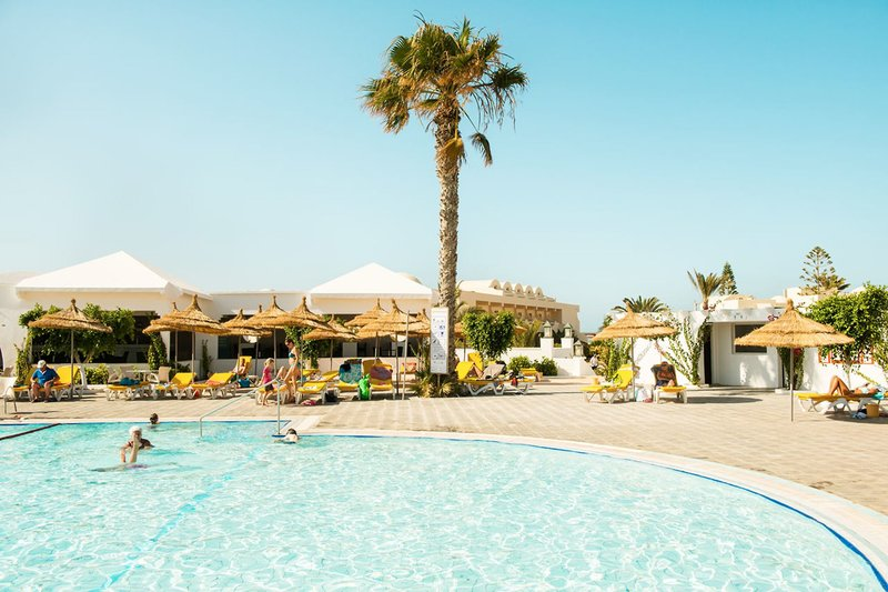 Djerba Aqua Resort in Midoun, Djerba Pool