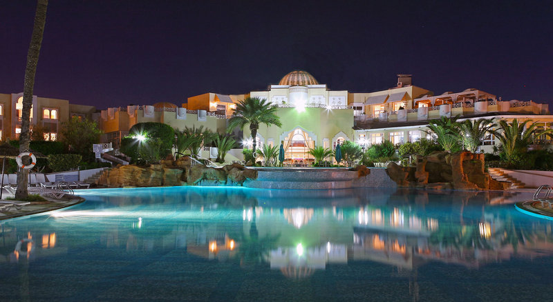 Joya Paradise & Spa in Insel Djerba, Djerba Pool