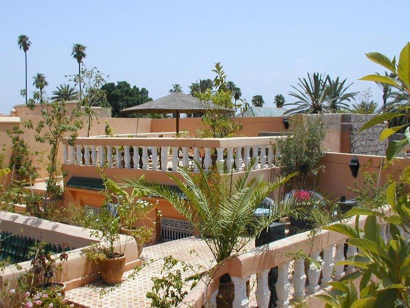 Riad les Oliviers in Marrakesch, Marrakesch Außenaufnahme