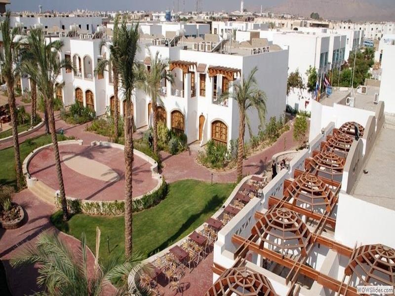 Coral Hills Resort Sharm El Sheikh in Sharm el-Sheikh, Sinai - Halbinsel Außenaufnahme