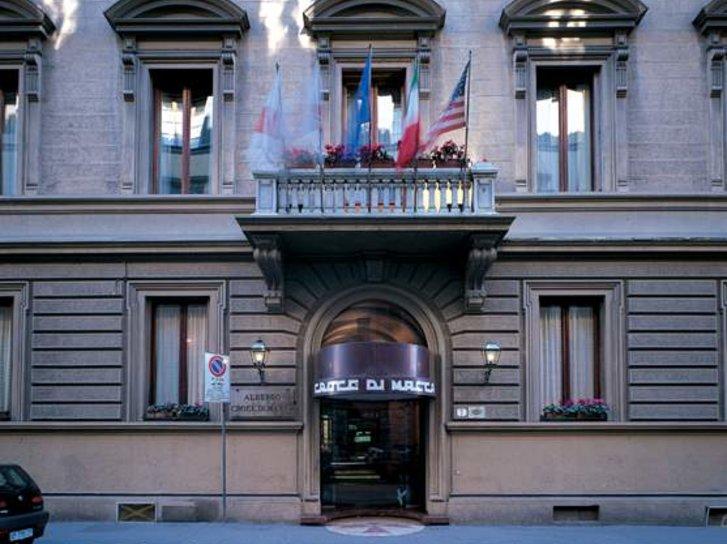Hotel Croce di Malta in Florenz, Toskana - Toskanische Küste Außenaufnahme