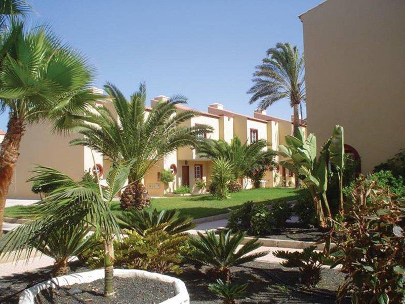 Apartmentos Maxorata Beach in Corralejo, Fuerteventura Außenaufnahme