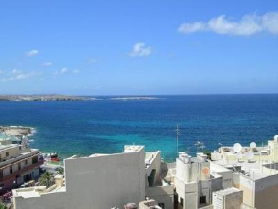 Relax Inn Hotel in Bugibba, Malta Terasse