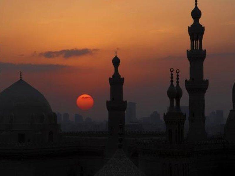 The Nile Ritz-Carlton Cairo in Kairo, Kairo & Umgebung Landschaft