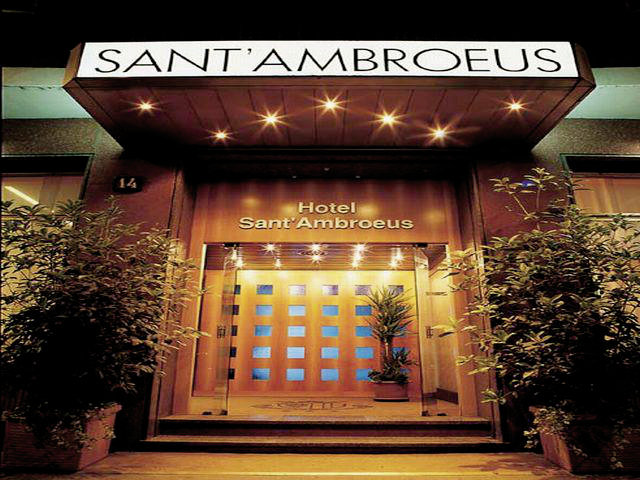 Sant'Ambroeus in Mailand, Mailand & Umgebung Außenaufnahme